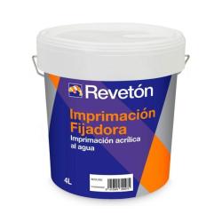 IMPRIMACION FIJADORA INCOLORO 4 LT