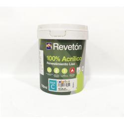 REVETON LISO 100% ACRILICO BASE C 750 ML