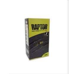 RAPTOR SUPER RESISTENTE 2K KIT NEGRO 1 LT