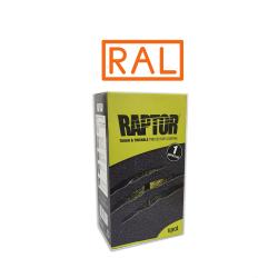 RAPTOR SUPER RESISTENTE KIT RAL 1 LT