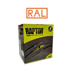RAPTOR SUPER RESISTENTE KIT RAL 4 LT