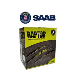 RAPTOR SUPER RESISTENTE KIT SAAB 4 LT