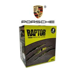 RAPTOR SUPER RESISTENTE KIT PORSCHE 4 LT