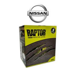 RAPTOR SUPER RESISTENTE KIT NISSAN 4 LT