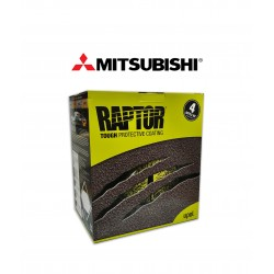RAPTOR SUPER RESISTENTE KIT MITSUBISHI 4 LT
