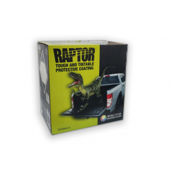 RAPTOR SUPER RESISTENTE 2K KIT TINTABLE 4 LT