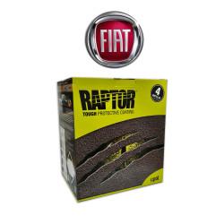 RAPTOR SUPER RESISTENTE 2K KIT FIAT 4 LT