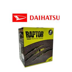 RAPTOR SUPER RESISTENTE 2K KIT DAIHAUTSU 4 LT