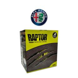 RAPTOR SUPER RESISTENTE 2K KIT ALFA ROMEO 4 LT