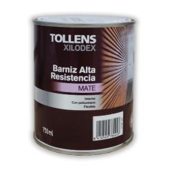 BARNIZ ALTA RESISTENCIA MATE INTERIOR 750 ML