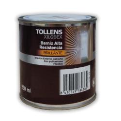 BARNIZ ALTA RESISTENCIA BRILLANTE INTERIOR 250 ML