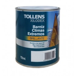 BARNIZ CLIMAS EXTREMOS BRILLANTE 750 ML
