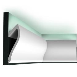 ORAC DECOR MOLDURA 200x18,5X5,8 CM C371 SHADE