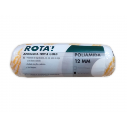 RECAMBIO RODILLO ANTIGOTA ROUND TRIPLE GOLD 18 CM