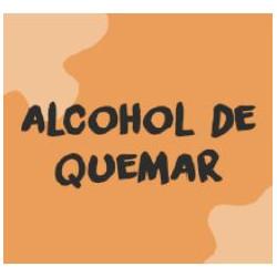 ALCOHOL DE QUEMAR METANOL 1 LT
