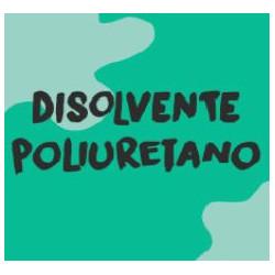 DISOLVENTE POLIURETANOS 1 LT