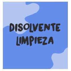 DISOLVENTE LIMPIEZA 5 LT