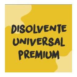 DISOLVENTE UNIVERSAL PREMIUM ANTIVELO 500 ML