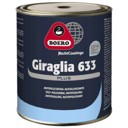 PATENTE ANTIFOULING GIRAGLIA 633 PLUS 750 ML