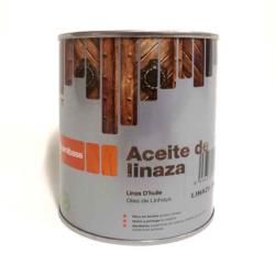 ACEITE LINAZA CON SECANTE 750 ML