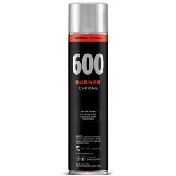 SPRAY MOLOTOW BURNER PLATA 600 ML
