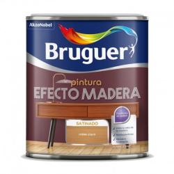 PINTURA EFECTO MADERA BRUGUER 750 ML